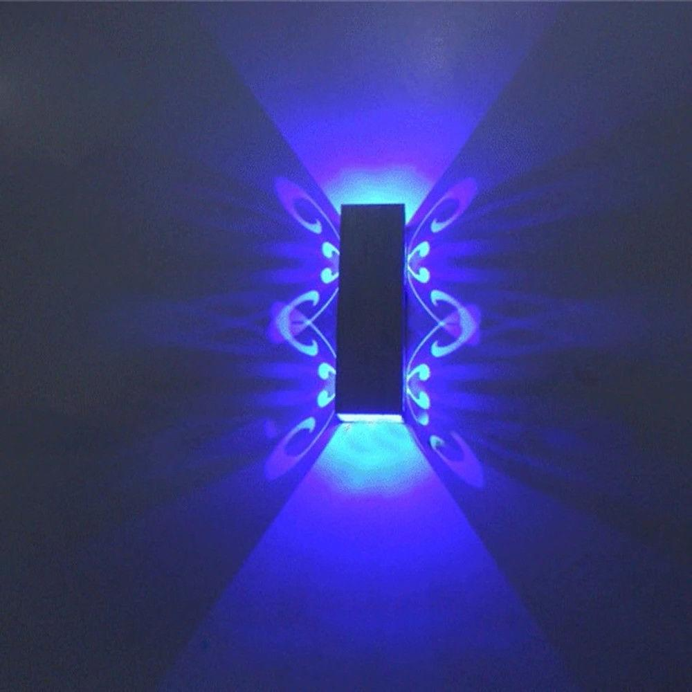 LED Butterfly Up Hall Fixture US