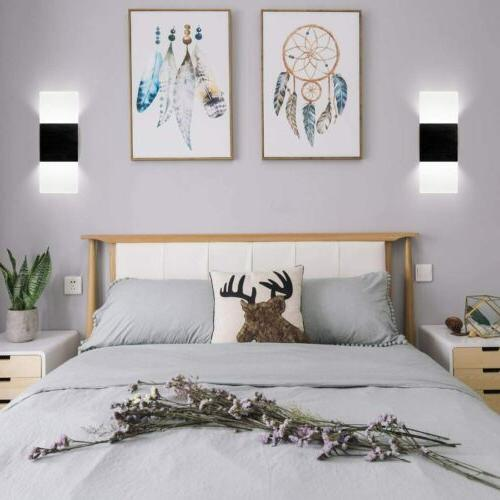 LED Wall Sconce Cord with Switch Lamp
