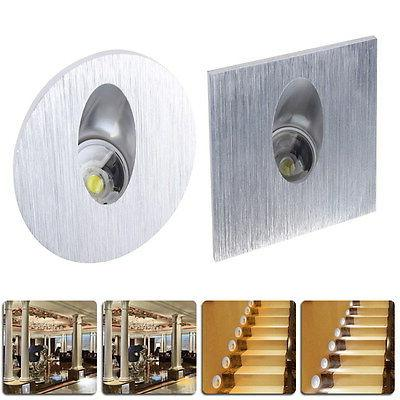 LED Wall Sconces Recessed Light Indoor Walkway Step Stair Wa