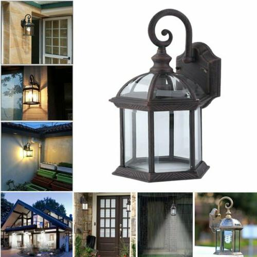 LOT1-20 Outdoor Wall Light Sconce Porch Patio Lamp