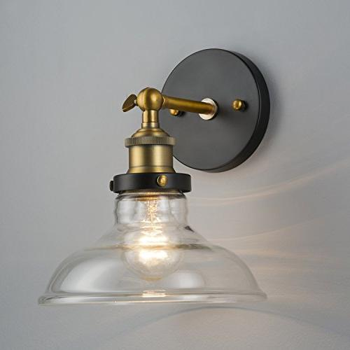 Lucera Sconce Antique Light Linea di Liara LL-WL431-AB