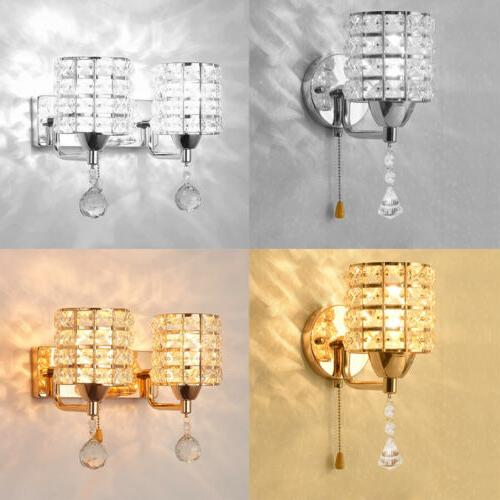 Luxury Modern Home Wall Sconce Fixture Bedroom