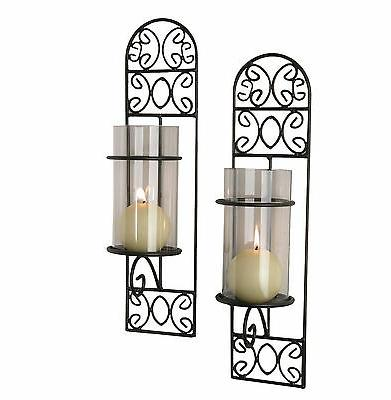 madeira candle sconce