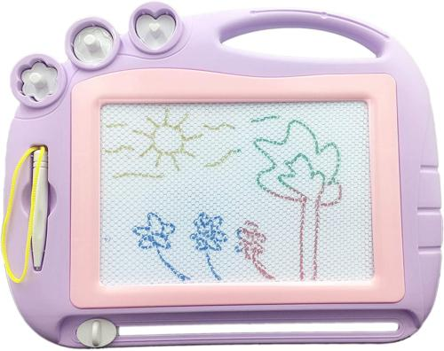 Magnetic Drawing Board Travel Size, Erasable Doodle Sketchin