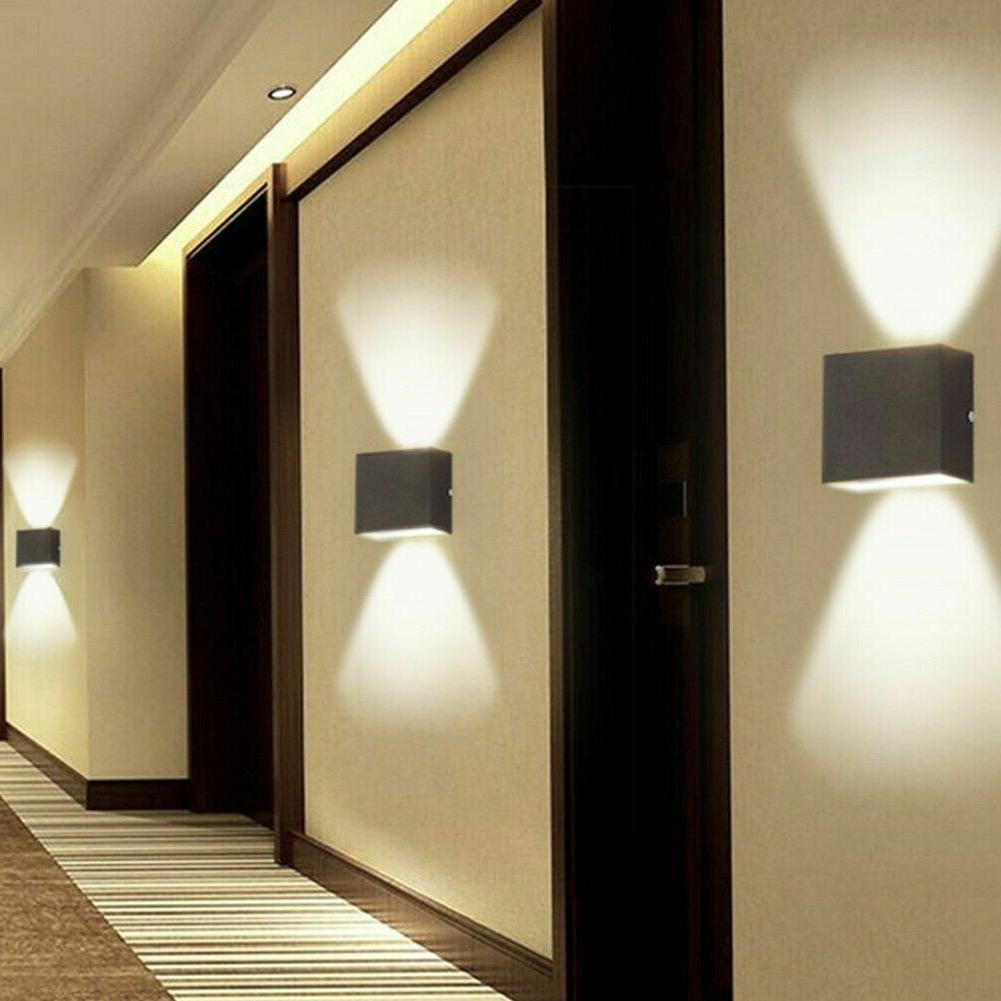 Modern LED Wall Light Up Down Sconce