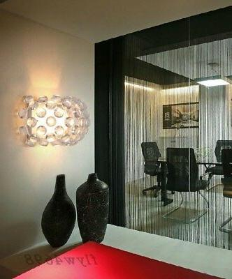 Modern Acrylic Ball Wall