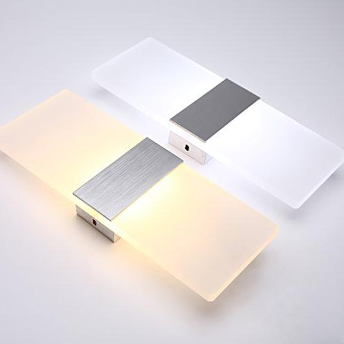 Topmo LED Wall Aluminum Lights Night Light 840LM29114.8CM