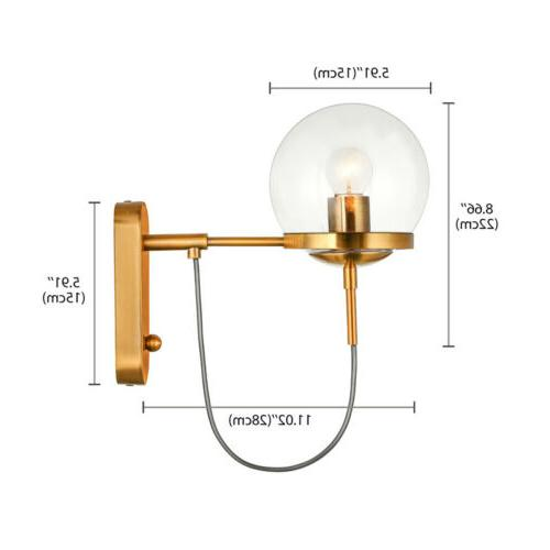 Nordic Style Wall Sconce Wall Light Bedroom