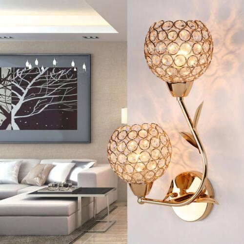 Modern Lamp Sconce Bedroom Hallway