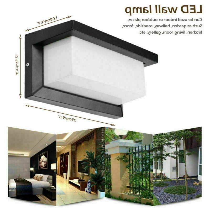 Modern Wall Landscape Lamp Living
