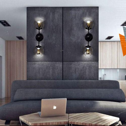 Modern Wall Sconce Double Wall Bubble Wall Lamp