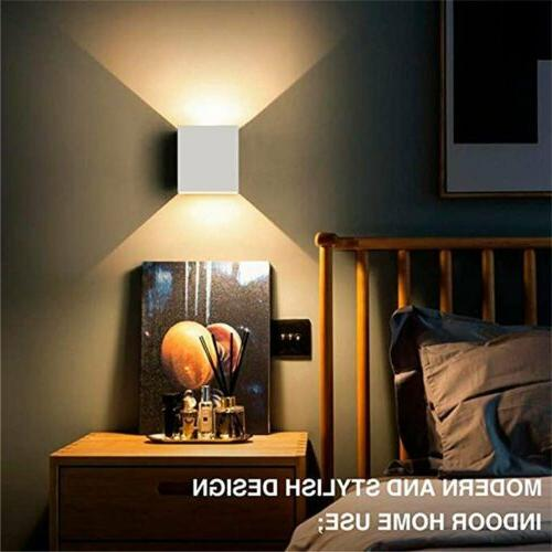 Modern LED Wall COB Sconce for Room Bedroom