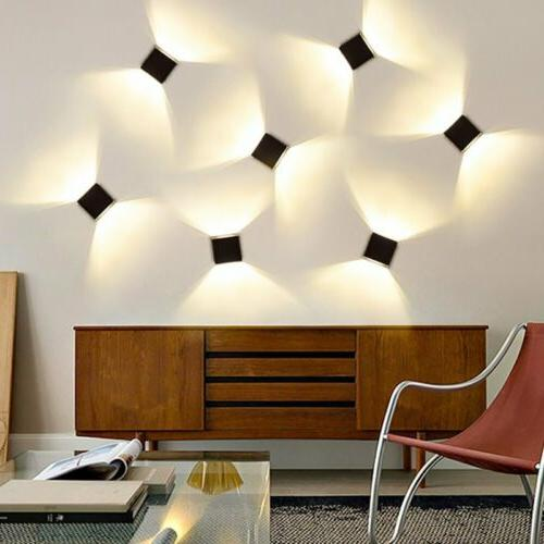 Modern LED COB Wall Sconce for Room Bedroom Hallway