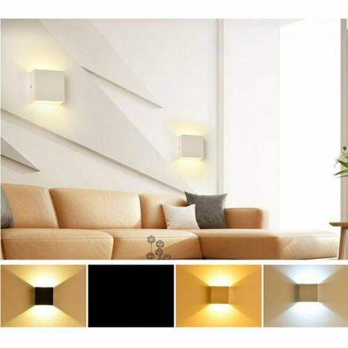 Modern Lamp COB Night Light Wall Sconce Room Bedroom