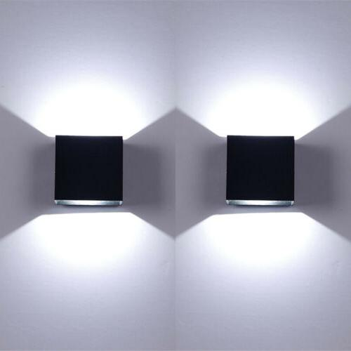 modern led wall lamp cob night light