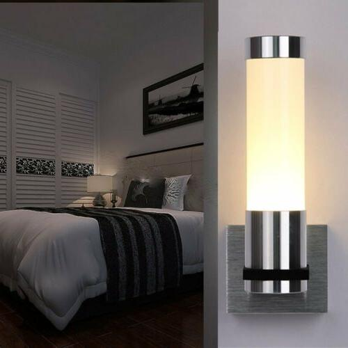 Home 3W LED Wall Lamp Up Down Spot Light Sconce Fixture Warm