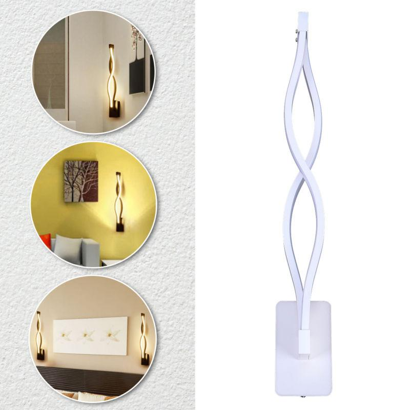 Modern Minimalist Wall Lamps 16W LED Wall Sconce Hallway Bed
