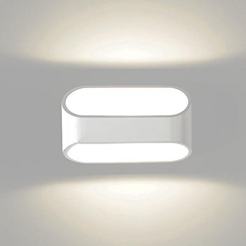 Lightess Light LED Wall Sconces Up Down Metal Light,