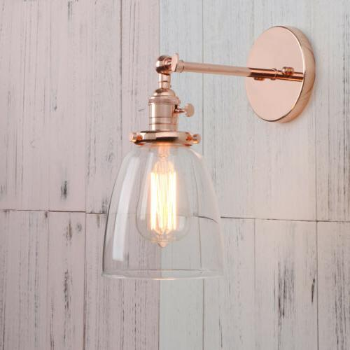 Modern Light Lamp Glass Shade