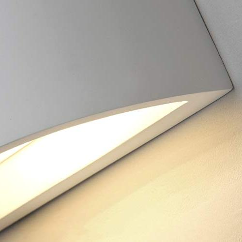 Modern Sconce Lighting Fixture Warm 2700K Up and Down Wall for Living Room Bedroom Hallway
