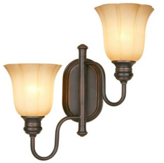 NEW 0153367 Wall Sconce Oil Bronze Fixture