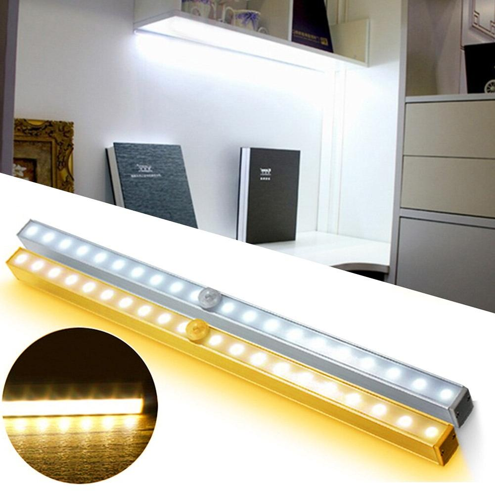 new Sensor Wireless 20 LED Closet LED <font><b>Light</b></font> <font><b>Wall</b></font> <font><b>Light</b></font> <font><b>Sconces</b></font>