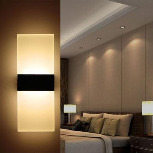 New Modern Up Cube Indoor Outdoor LED Lighting