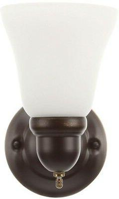 new oil rubbed bronze wall sconce light