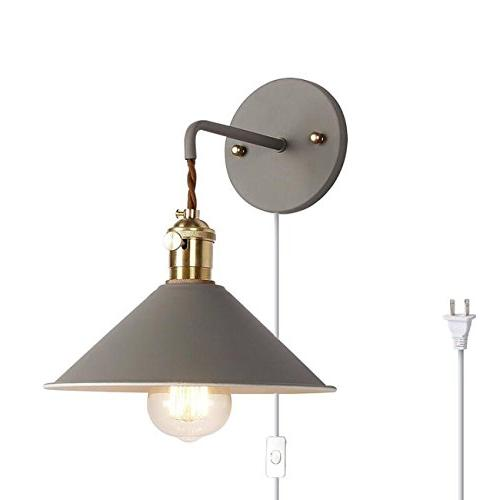 nordic wall sconce one cable