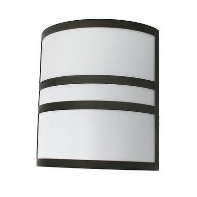 oil rubbed bronze 2 light fluorescent wall