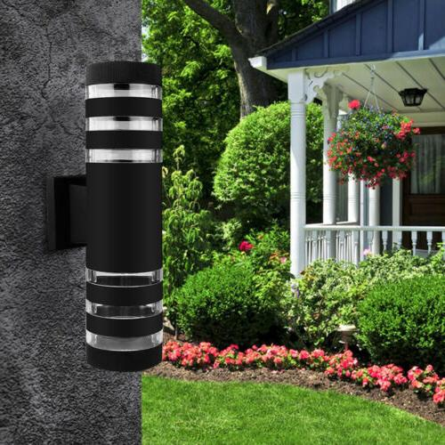 Outdoor LED Light Sconce Waterproof UP Down