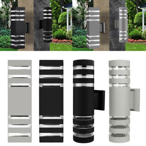 outdoor led exterior wall light sconce waterproof