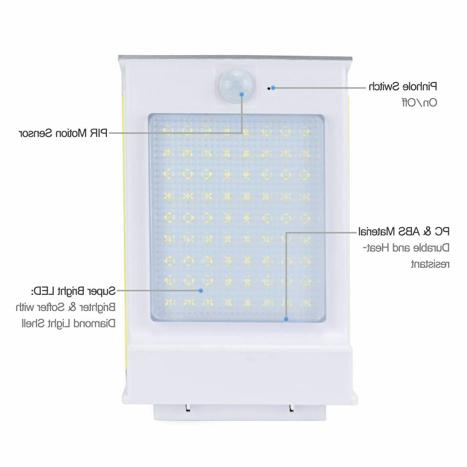 Outdoor Wall Fixture Motion