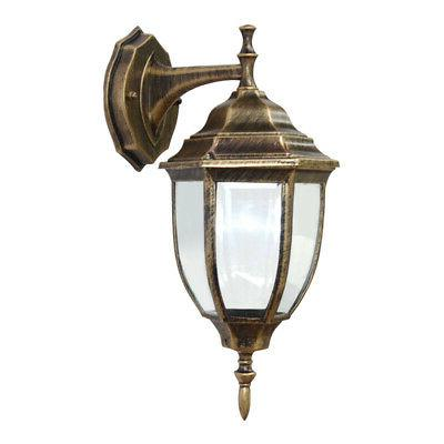 Outdoor Wall Light Exterior Lighting Lantern Porch Sconce