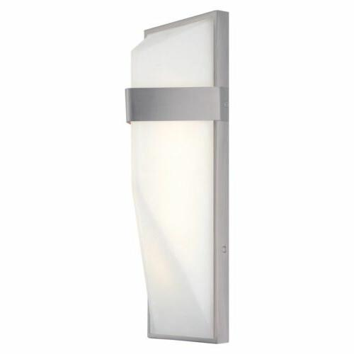 George Kovacs P1237-566-L Wedge Collection LED Outdoor Wall