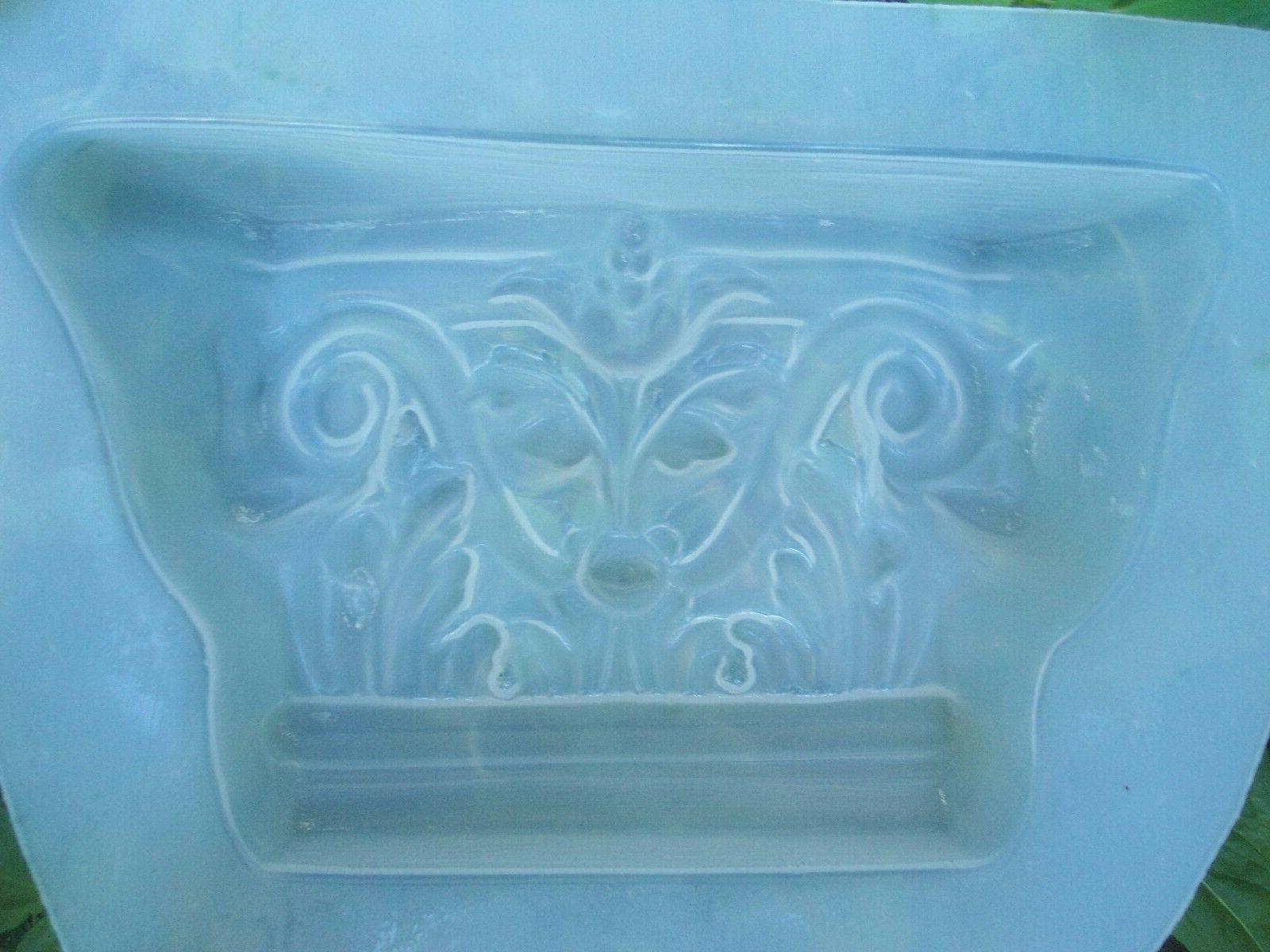 """Plastic wall sconce mold 9""""W x x up to"""