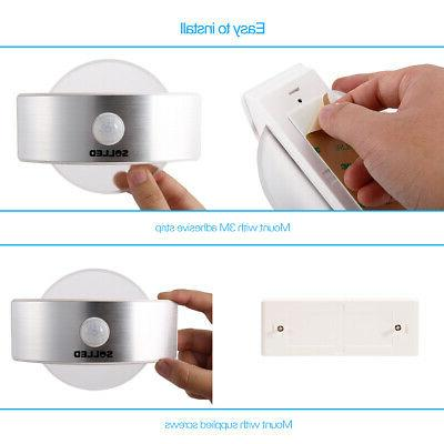 Rechargeable Night Light Anywhere Sconce