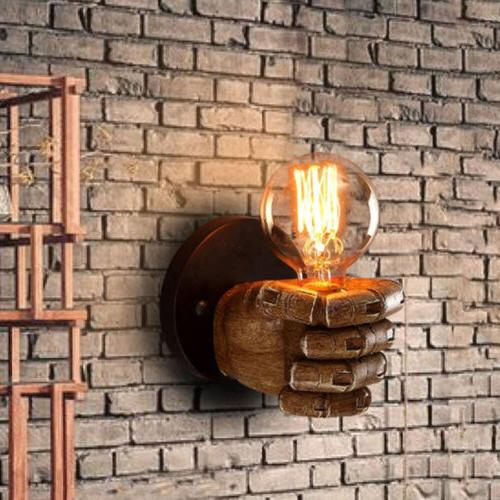 New Industrial Wall Sconce 1 Light Wall Lamp Wall Light Fixt