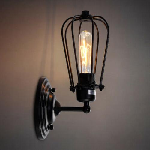 Retro Light Metal LED Lamp Wired