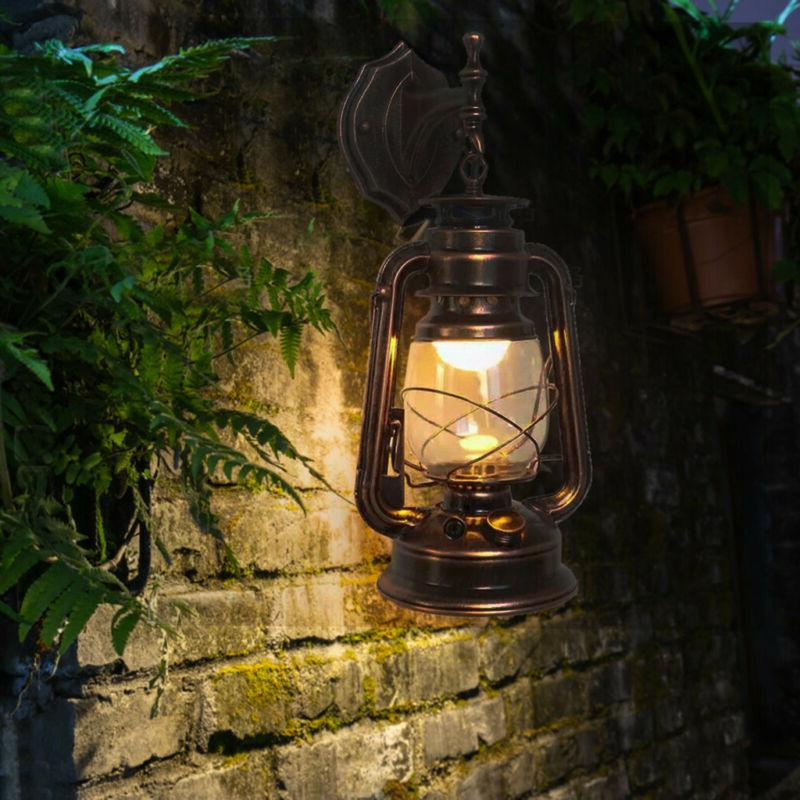 Industrial Vintage Wall Sconce Lamp Fixture Plug-in Swing Ar