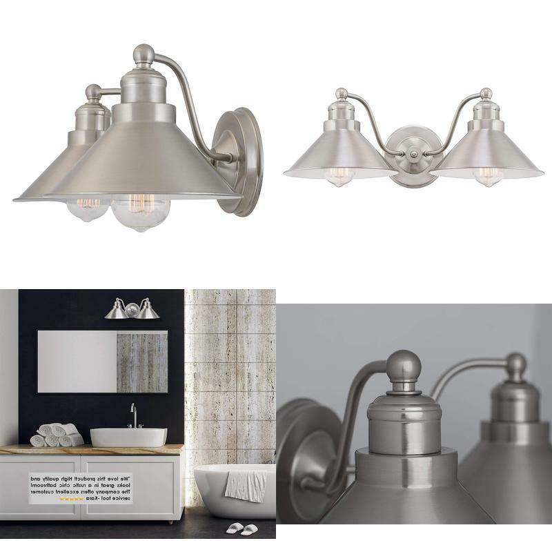 summer welton 19 modern industrial 2 light