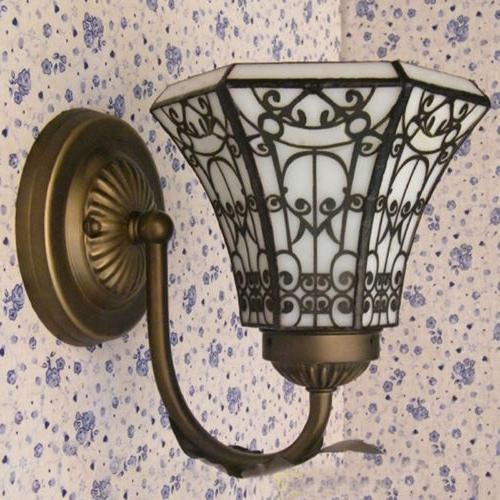Tiffany Mission Sconce Wall Lighting