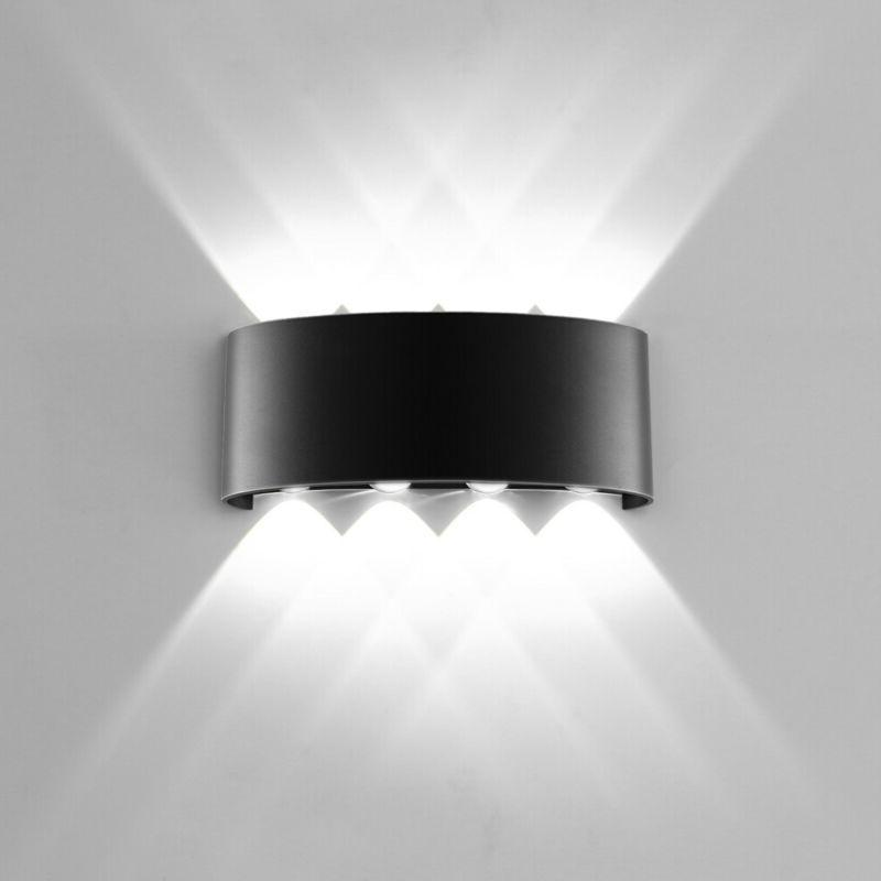 Up Wall 8W Wall Lamp Modern Decorative Lights Home Theater