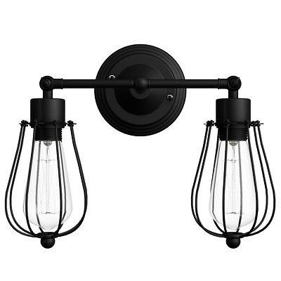 Vintage Industrial Retro Edison Wall Sconce Wire