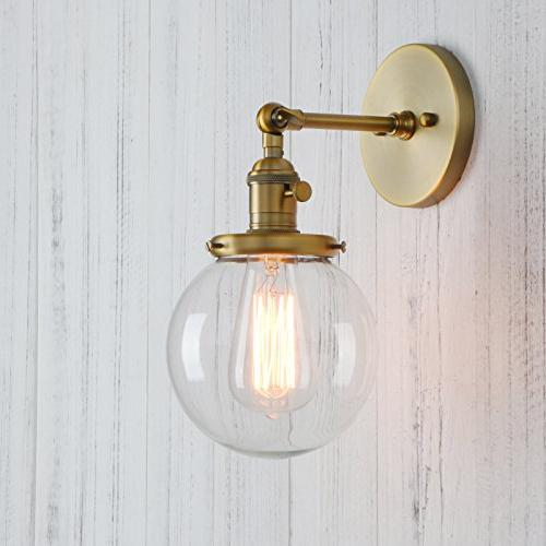 vintage industrial wall sconce lighting