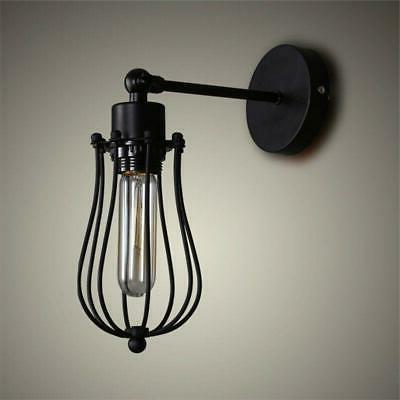 vintage industrial wall sconce retro light wall