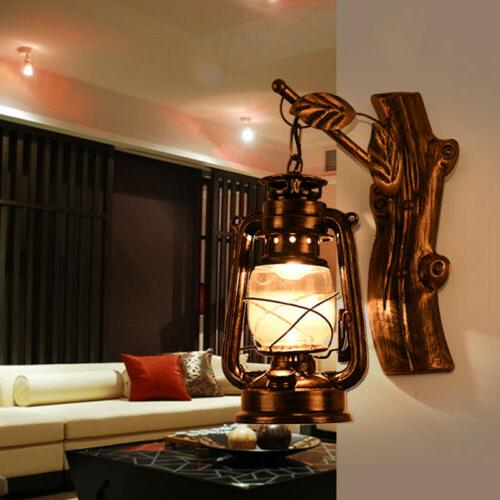 Vintage Nautical Wall Sconce