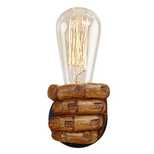 Retro Wall Fixture Lamp Sconce