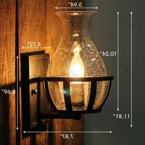 Vintage Shade Style Light Fixtures Lamp