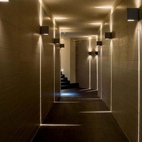 Wall Lamp,Wall Sconces,,Awakingdemi Hotel Lights, Down
